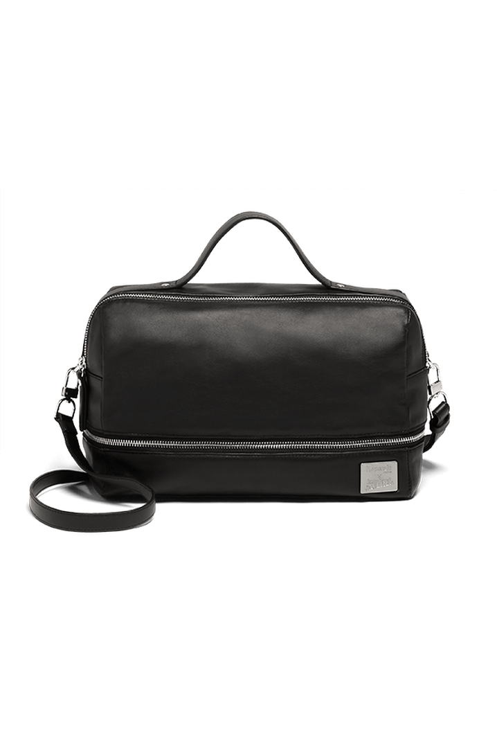J.P. Gaultier Collab Compil Bostontaske Black | 1