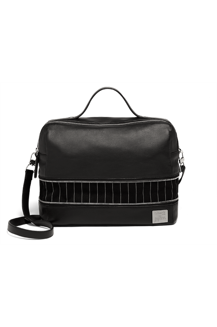J.P. Gaultier Collab Compil Bostontaske Black | 5