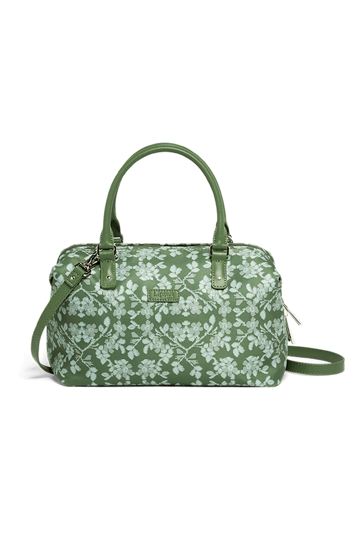 Fall For You Bowlinbag S Kaki/Aquagreen/Flowers   1