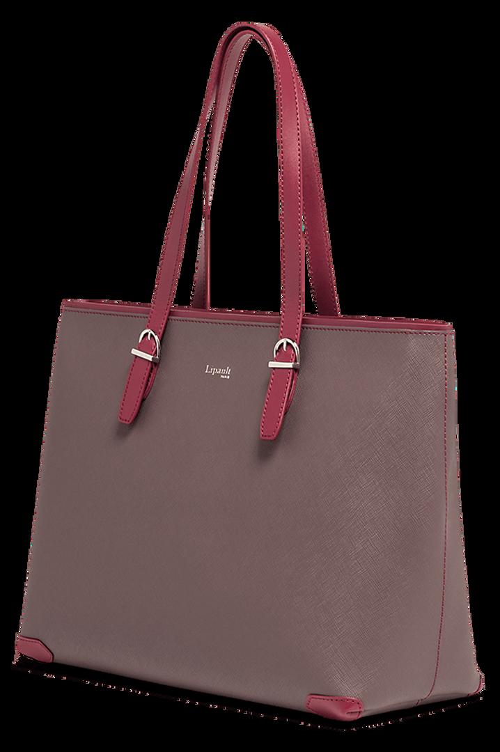 Variation Shoppingtaske Grey/Raspberry | 5