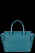 Plume Elegance Satcheltaske Duck Blue