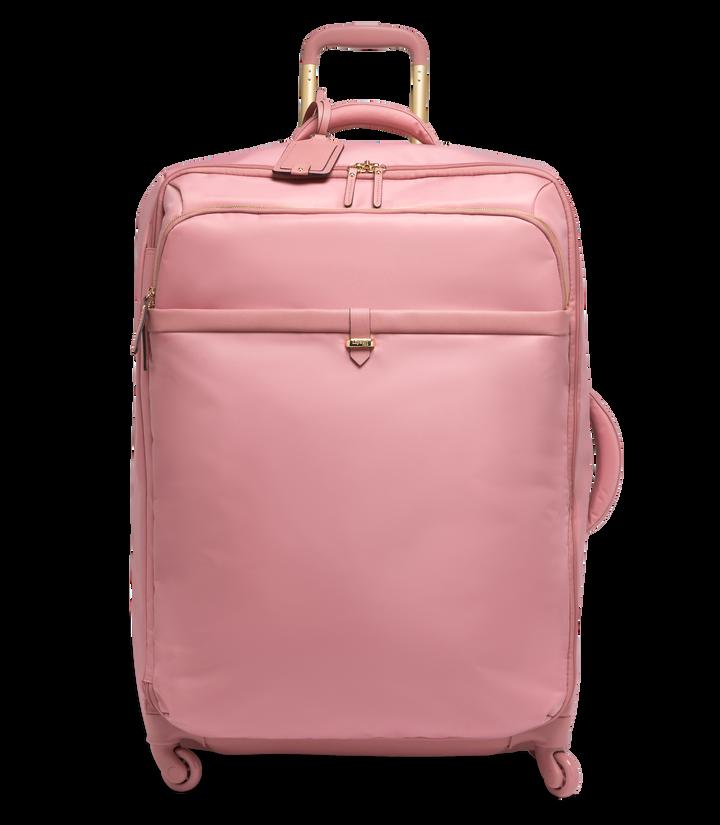 Plume Avenue Kuffert med 4 hjul 72cm Azalea Pink | 1