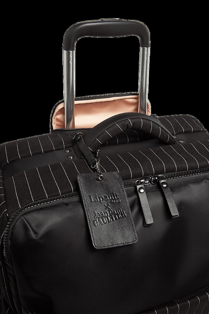 J.P. Gaultier Collab Ampli Kuffert med 4 hjul 55cm Black | 6