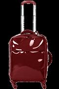 Plume Vinyle Kuffert med 4 hjul 55cm Ruby