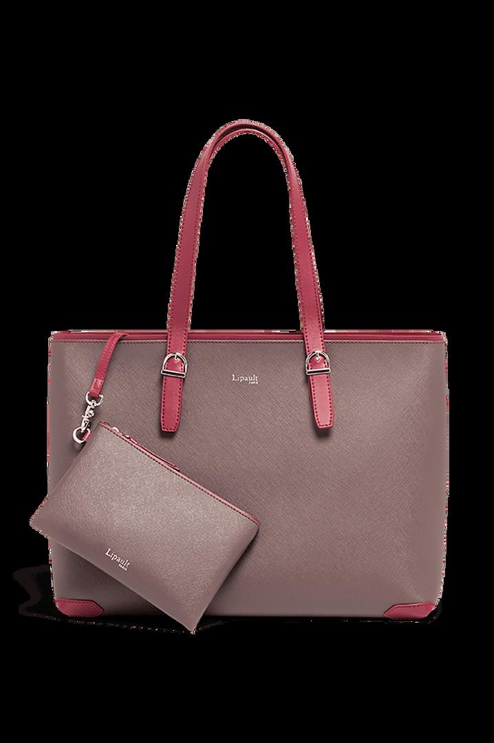 Variation Shoppingtaske Grey/Raspberry | 4