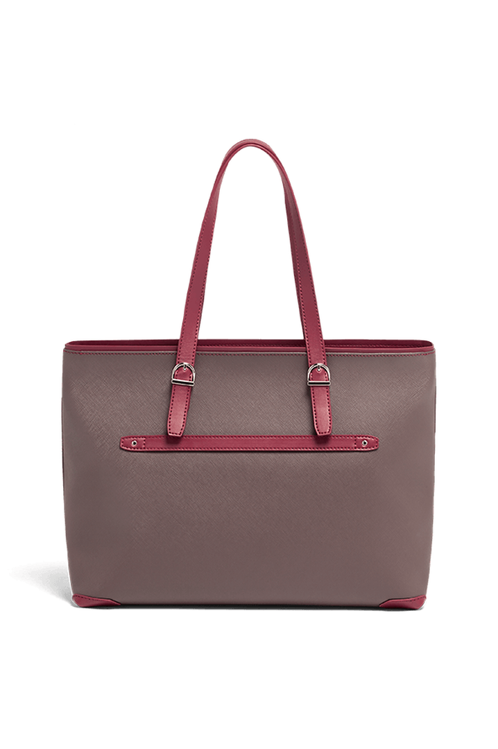 Variation Shoppingtaske Grey/Raspberry | 3