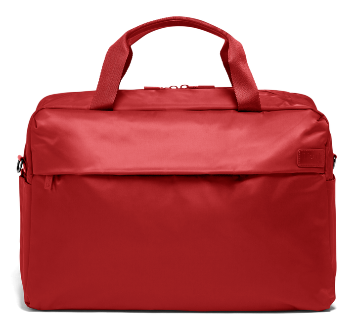 City Plume Weekend Bag  Cherry Red | 1